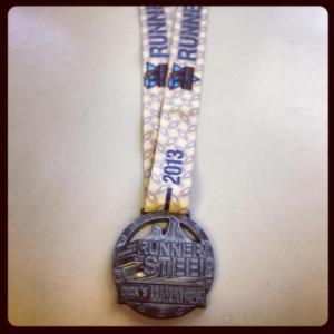 PGHMarathon Medal